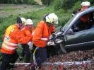 Einsatzübung Verkehrsunfall 2009_12